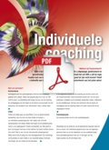 flyer individuele coaching